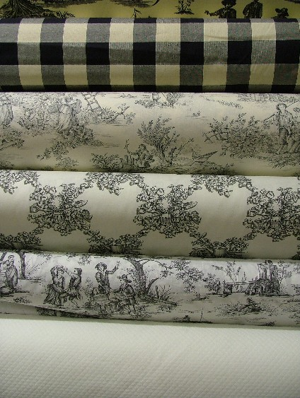 Schindler's Fabric Shop rolls of drapery multipurpose fabric picture 1
