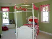 Drapery workroom projects thru Schindler's Fabrics - click to see more info