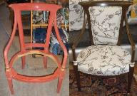 Click for Orphaned Chair Makeover page