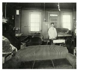 Schindler's Fabric Shop early days picture Cleveland